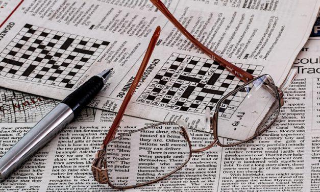 Korsord och sudoku som hjärnträning