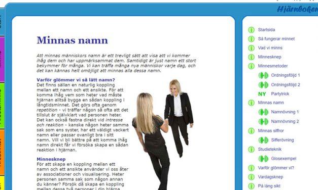 Hjärnboken.se