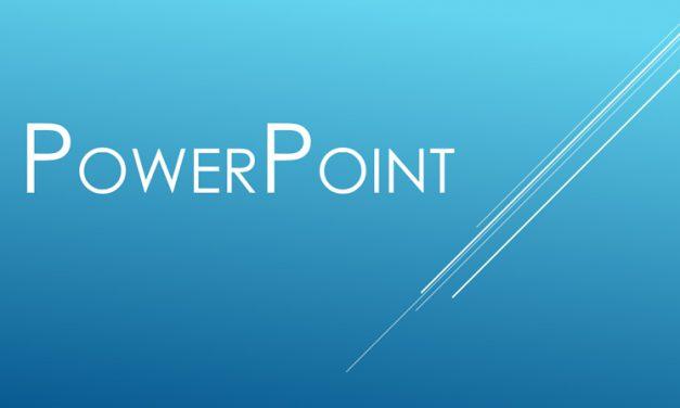 Så lyckas du med PowerPoint