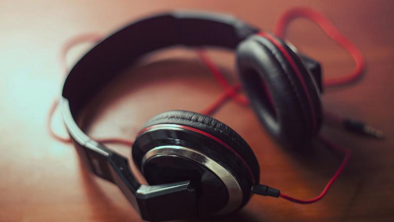 Hörlurar ger bättre fokus