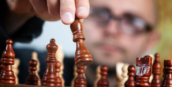 schack som hjärnträning